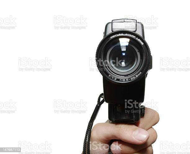 Film Camera Stock Photo - Download Image Now