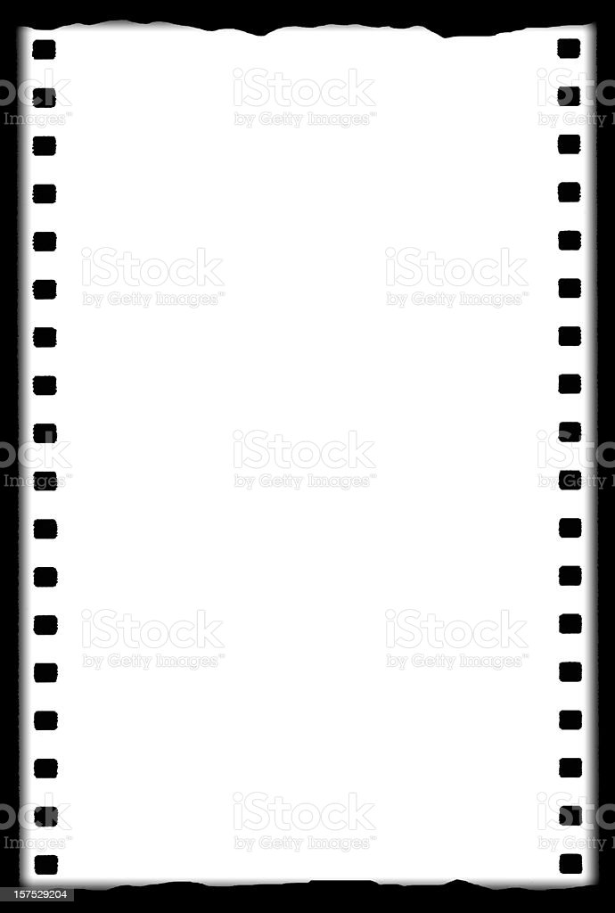 Film Edge royalty-free stock photo
