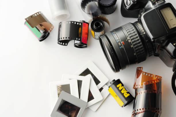 Film-Ausrüstung – Foto