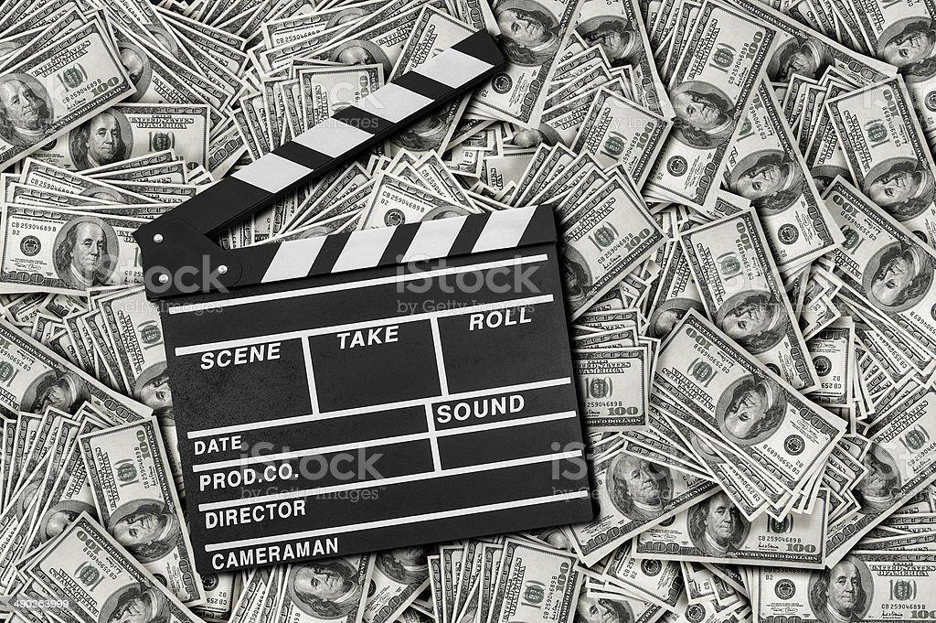 film industry stock photo