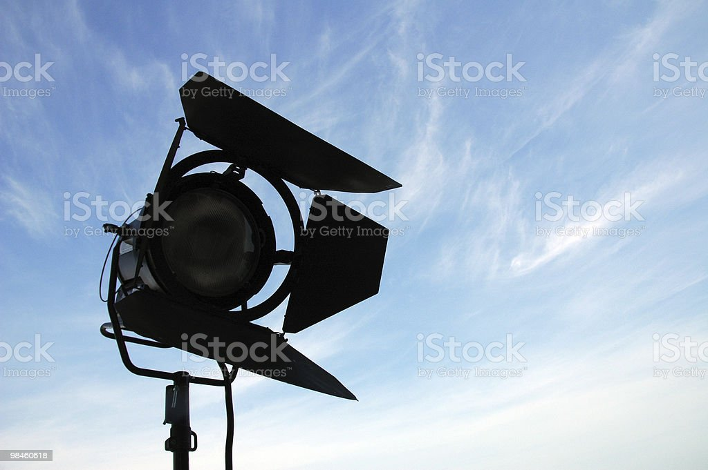 Lampada di Film foto stock royalty-free