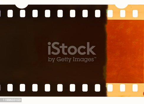 1152194399 istock photo Film Light leak 1199633103