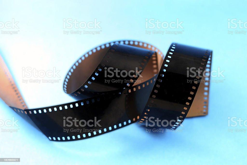 film loop stock photo