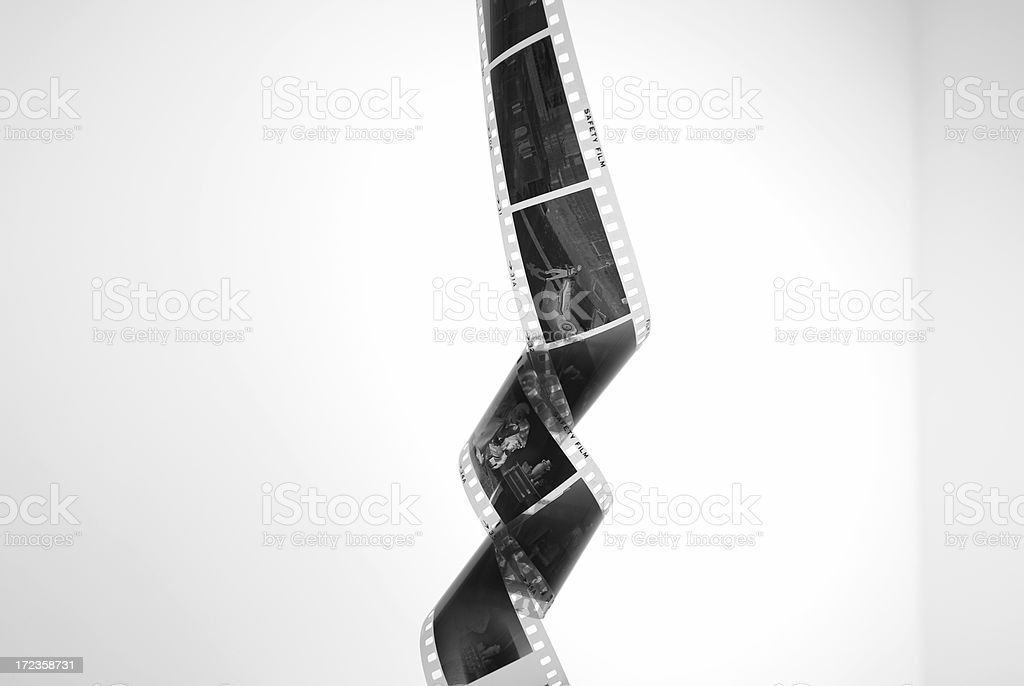 De película foto de stock libre de derechos