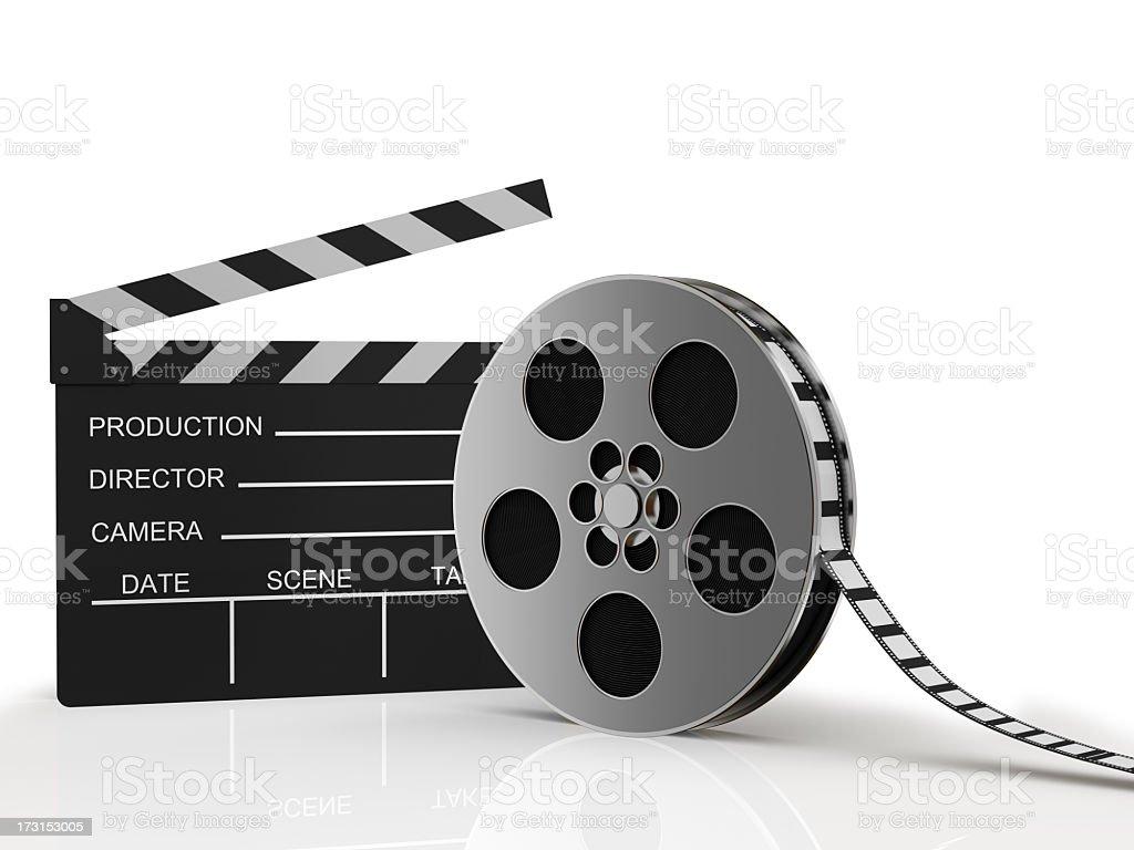 Film - Lizenzfrei Alt Stock-Foto