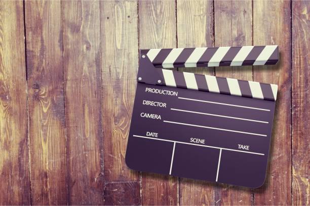 Film. stock photo