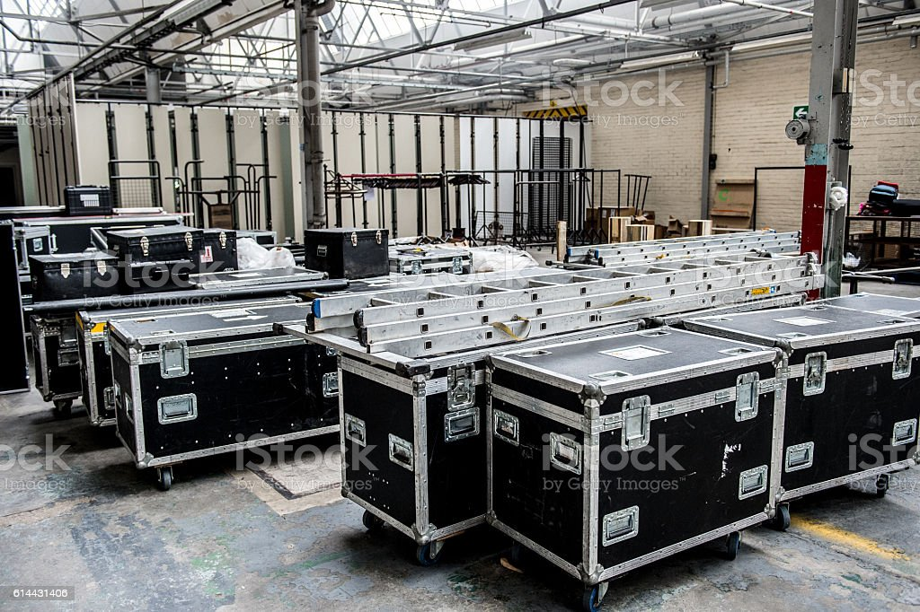 Film Production & Photographic Equipment stock photo