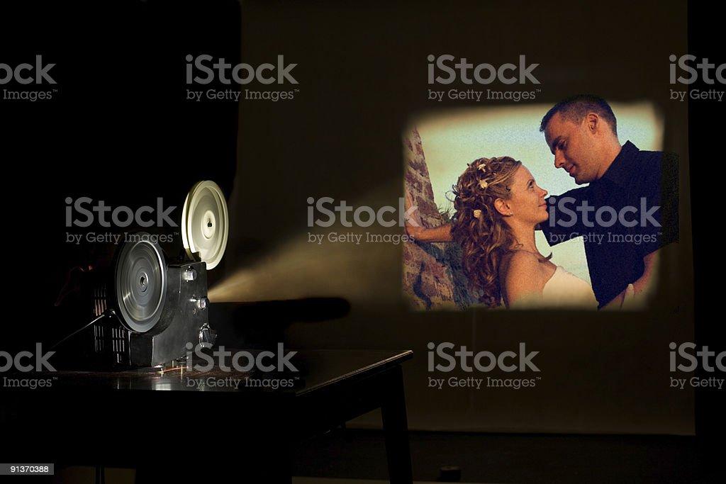 Film-Projektor – Foto