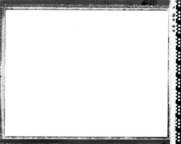 Film Rebate (HI-RES) stock photo