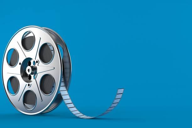 filmrolle - spule stock-fotos und bilder