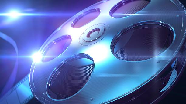 Film Reel High quality image of Film Reel. walk of fame stock pictures, royalty-free photos & images