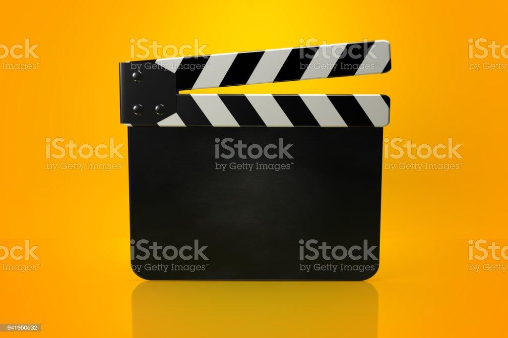 Film Slate - foto stock