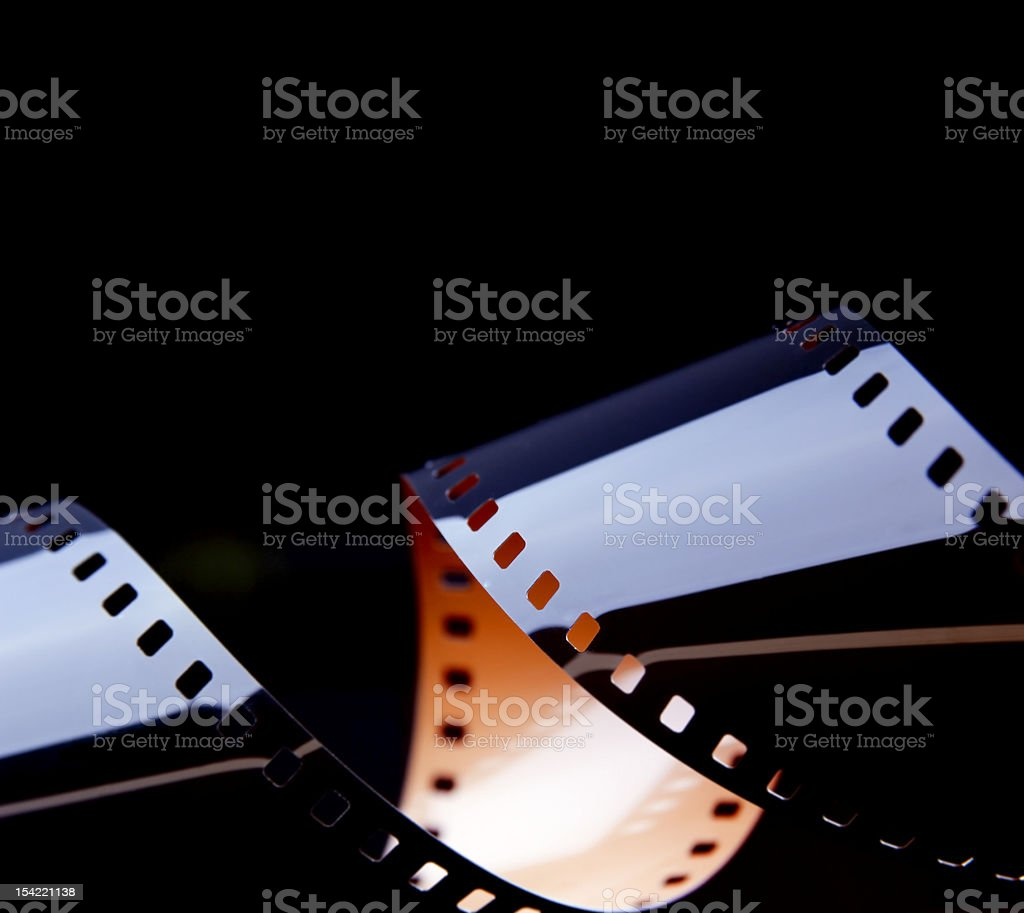Film Strip Abstract royalty-free stock photo