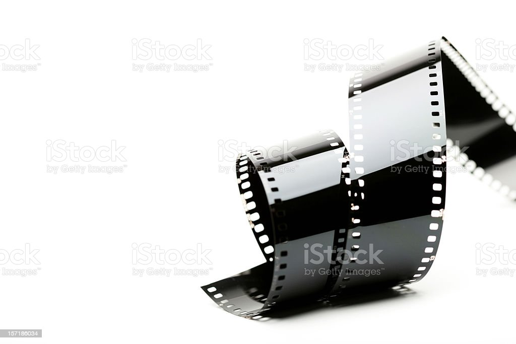 Film strip royalty-free stock photo
