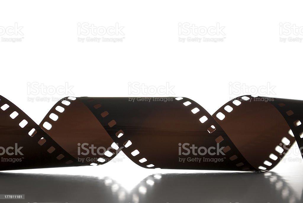Film strip royalty-free stock photo