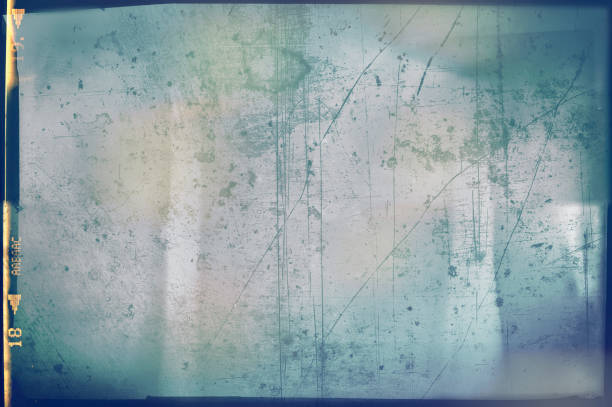 Film strip texture background stock photo