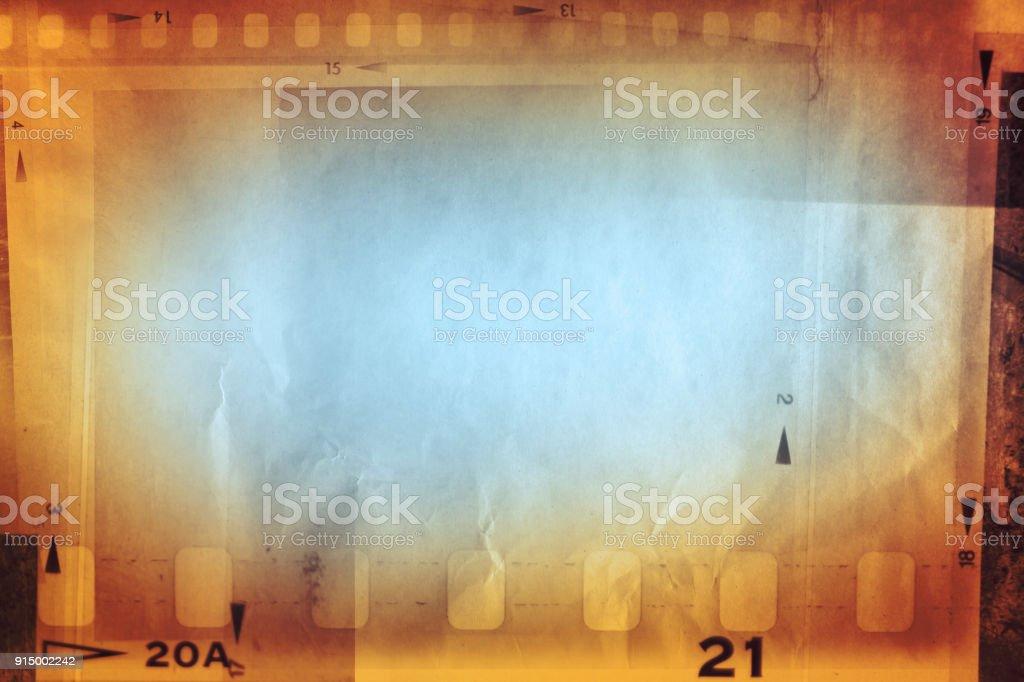 Film-Streifen – Foto