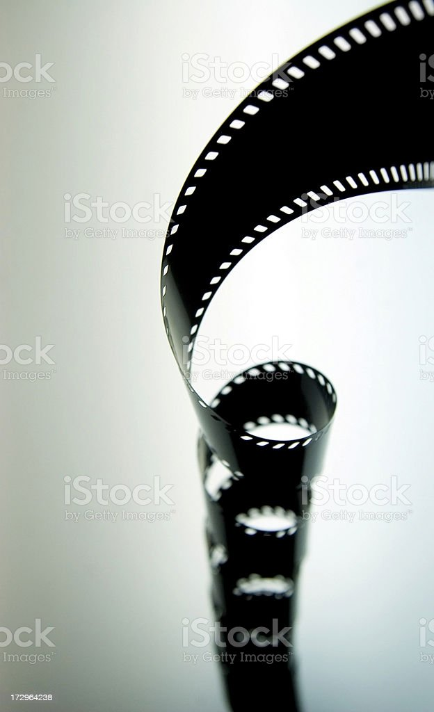 Film whirlwind royalty-free stock photo