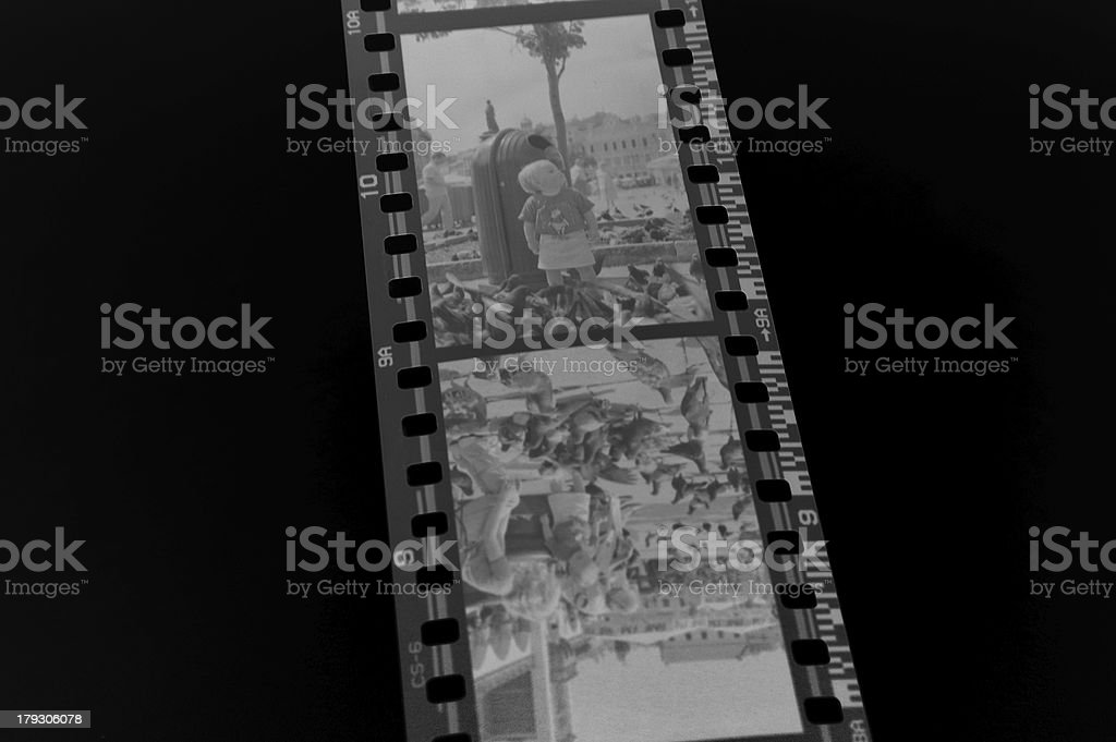 filmstrip royalty-free stock photo