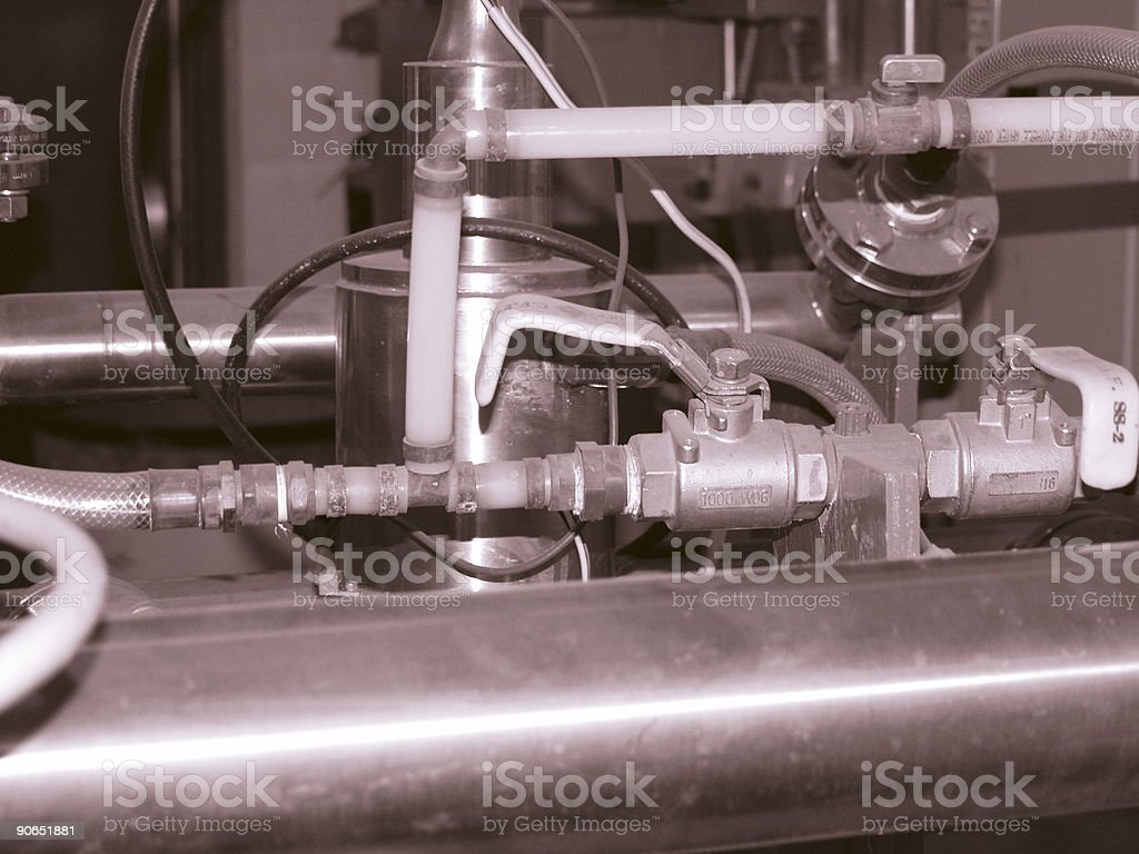 Filtration royalty-free stock photo