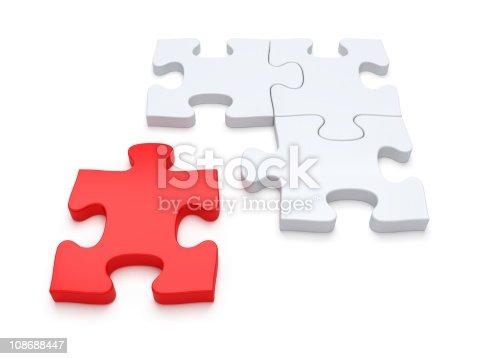 istock Final Piece of the Jigsaw 108688447