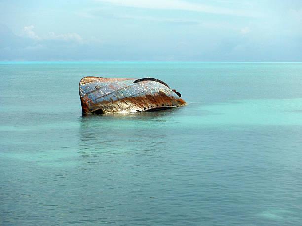 Final Voyage stock photo