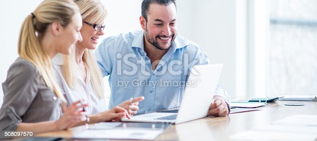 istock Finalizing the Budget 508097570