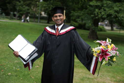 Finally Graduate Stock Photo - Download Image Now
