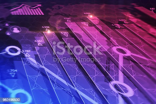 istock Finance and analysis concept 982496530