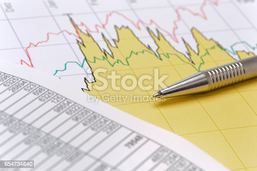 istock finance and chart of stock market 654734640