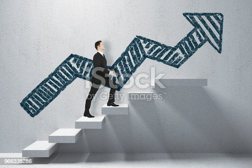 istock Finance and growth concept 966338286