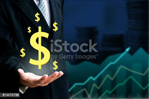 istock Finance and Investment concept 914474736