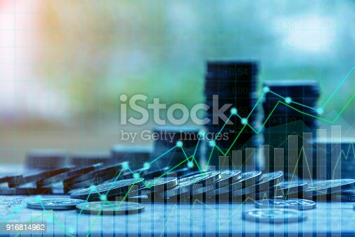 istock Finance and Investment concept. 916814962