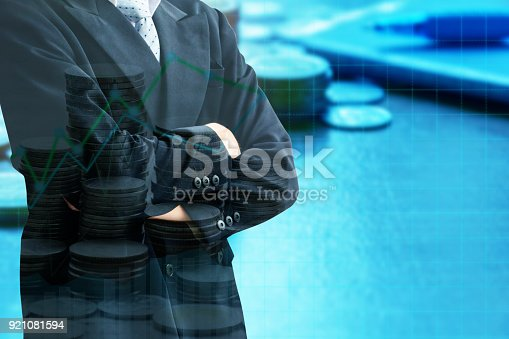 istock Finance and Investment concept. 921081594