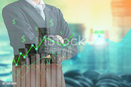 istock Finance and Investment concept 921081604