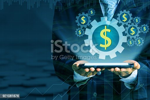 istock Finance and Investment concept 921081676