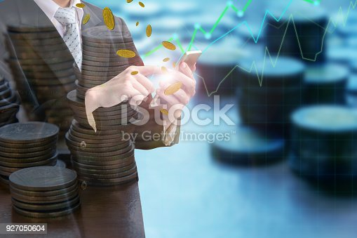 istock Finance and Investment concept 927050604
