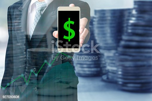 istock Finance and Investment concept 927050608