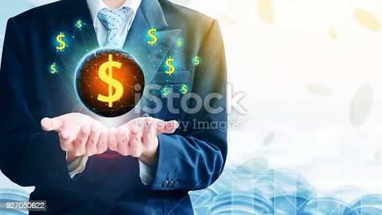 istock Finance and Investment concept 927050622