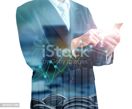 istock Finance and Investment concept 943331298