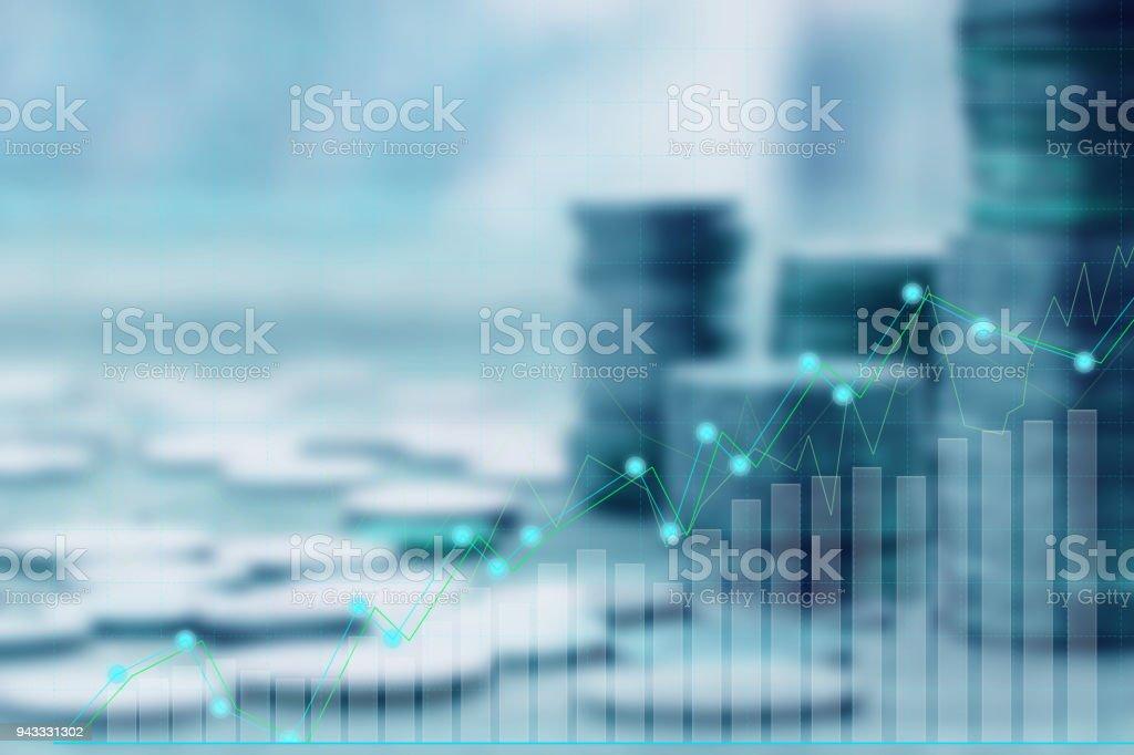 concept de Finance et d'investissement photo libre de droits