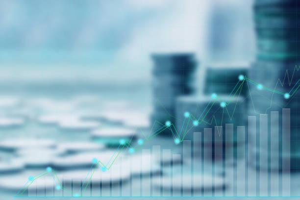 concepto de finanzas y la inversión - inversión fotografías e imágenes de stock