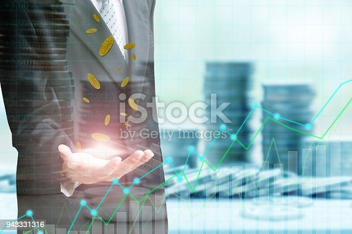 istock Finance and Investment concept. 943331316