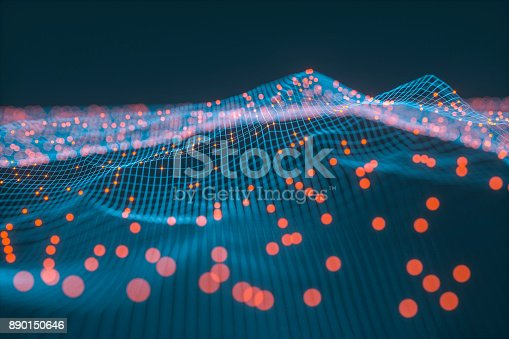 istock Finance and stock market data graph 890150646