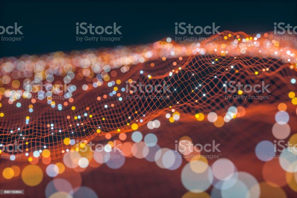 Finanzen und Börse Daten Diagramm – Foto