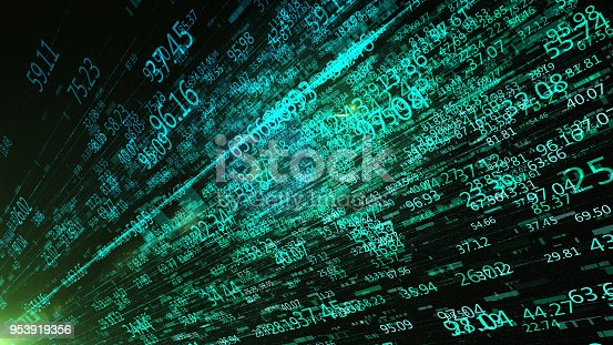 istock Finance Data Numbers 953919356