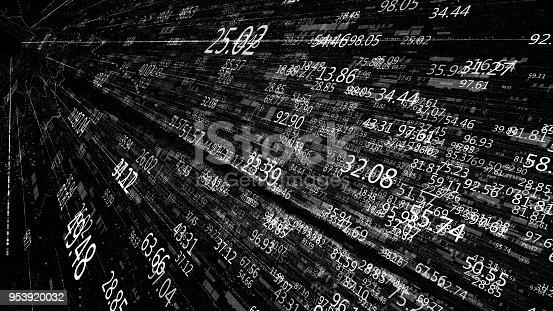 istock Finance Data Numbers 953920032