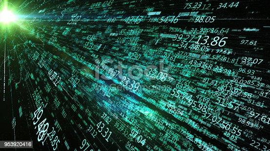 istock Finance Data Numbers 953920416