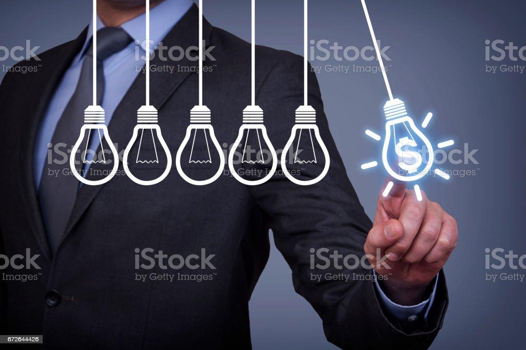 Finance Innovation Concepts stock photo