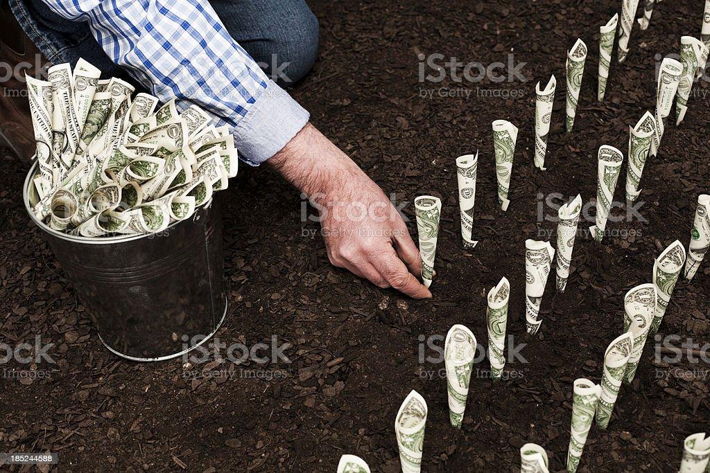 Finance stock photo
